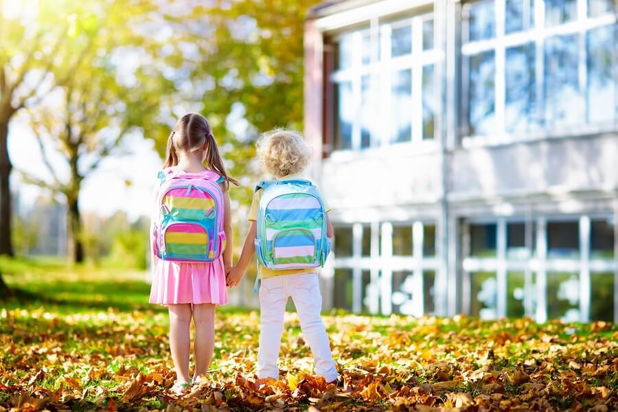 ¿Cómo afecta el cambio de colegio a los niños?