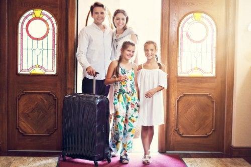 5alternativas de alojamiento para viajar en familia