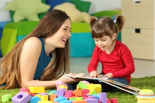 Cómo trabajar la repetición en Educación Infantil.