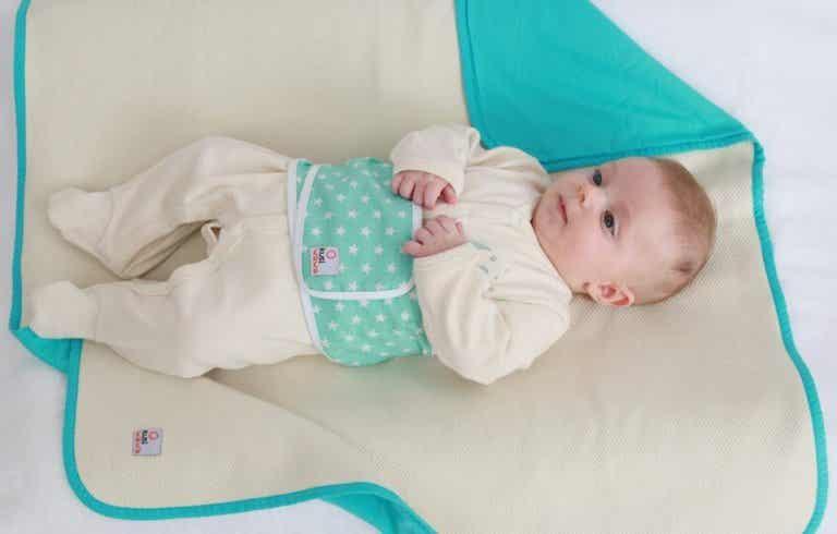 Método Kusi Wawa para calmar los cólicos en bebés