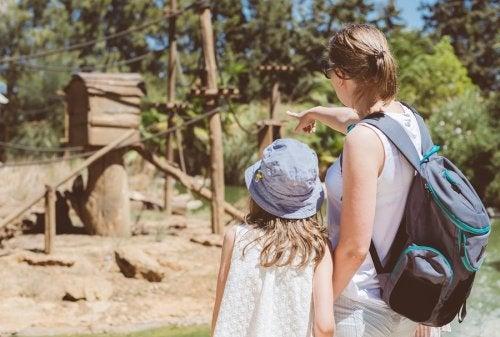 ¡Visita al zoológico!