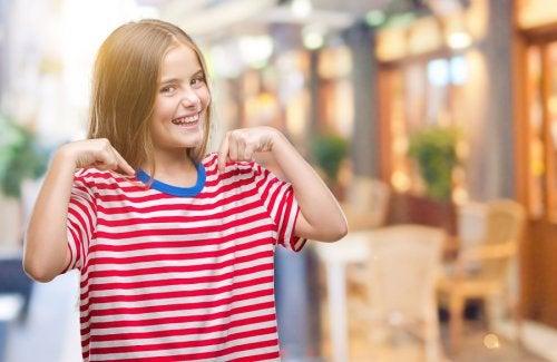 ¿Cómo enseñar a los niños a tener amor propio?