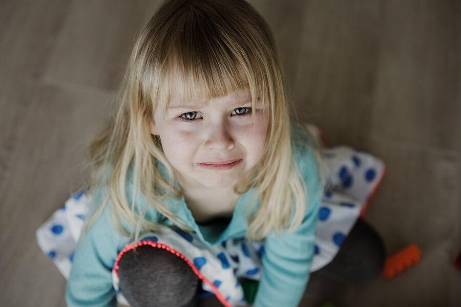 Consecuencias de la falta de afecto en la infancia