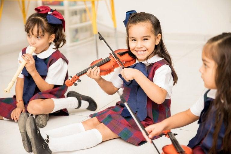 ¿Cómo escoger el mejor instrumento de música para mi hijo?