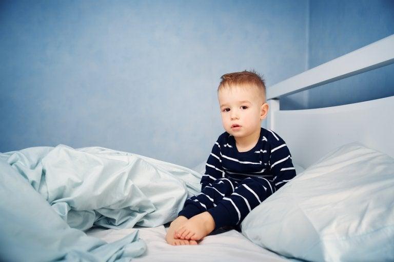 Los trastornos del sueño más comunes en niños