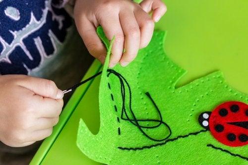 Juguetes DIY para los más pequeños