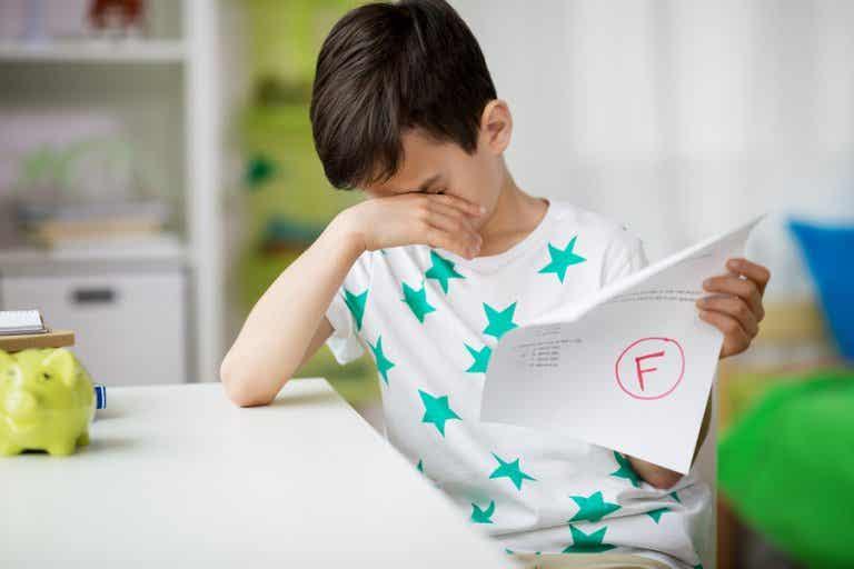 ¿Cómoayudar a un niño que ha repetido curso?