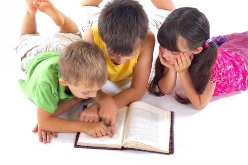10 sagas de libros para niños