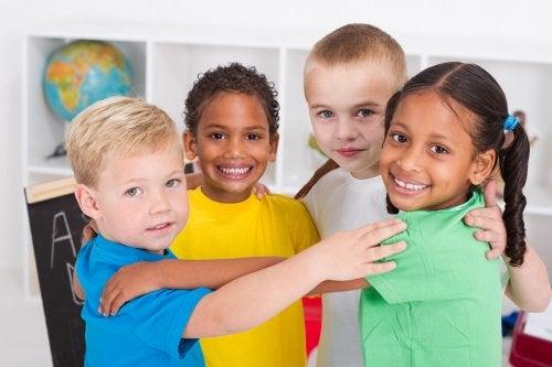 Cómo desarrollarla gratitud en el aula
