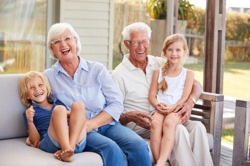 Diez libros sobre los abuelos