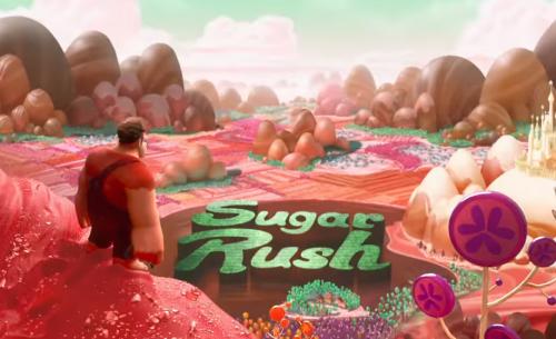 Rompe Ralph es una película de Disney ideal para los niños que aman los filmes animados.