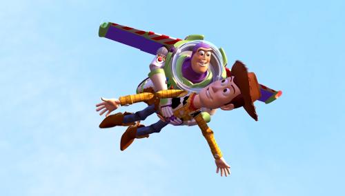 Toy Story simboliza la importancia de la amistad y la lealtad.