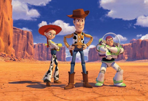 Toy Story, los juguetes vuelven a la vida