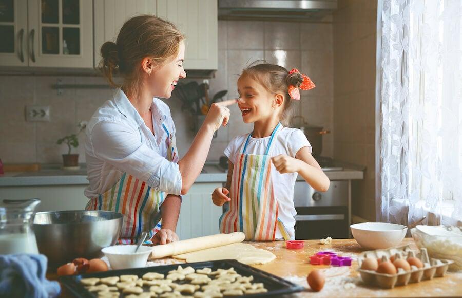 5 recetas sanas y divertidas para hacer con niños