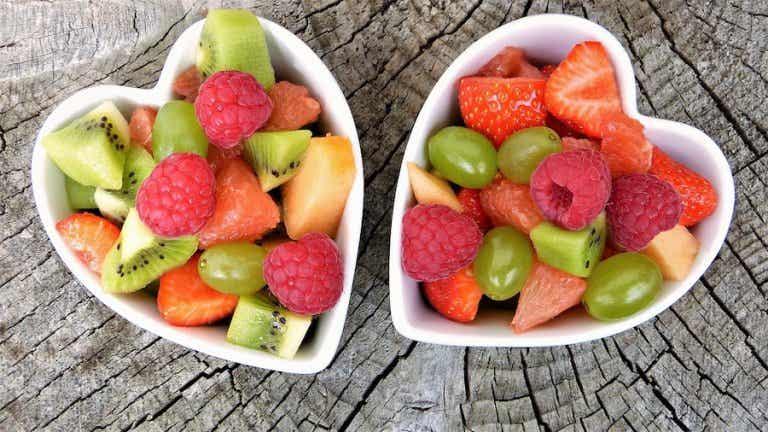Las 5 frutas más recomendadas para niños