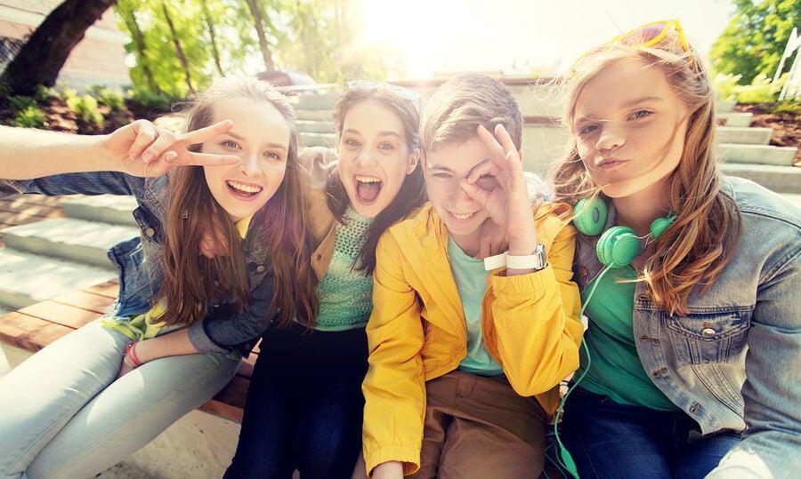 Popularidad y adolescencia