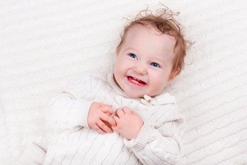 ¿Hay bebés que nacen con dientes?