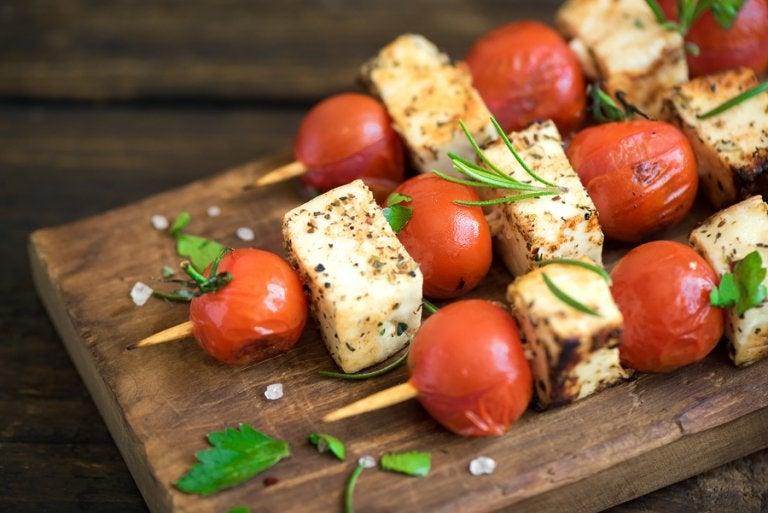 3 recetas con tomate para niños