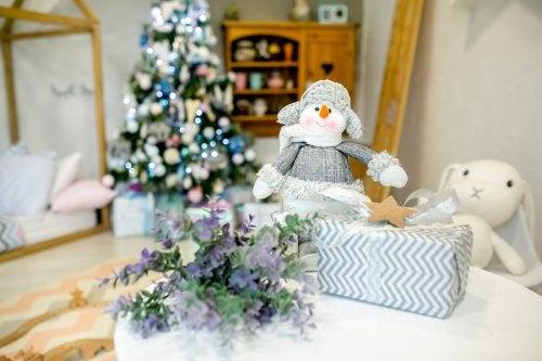 Ideas para decorar la habitación de tus hijos en Navidad
