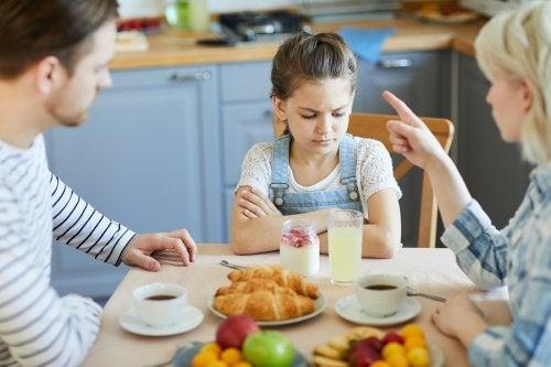 ¿Cuánto debemos exigir a nuestros hijos?