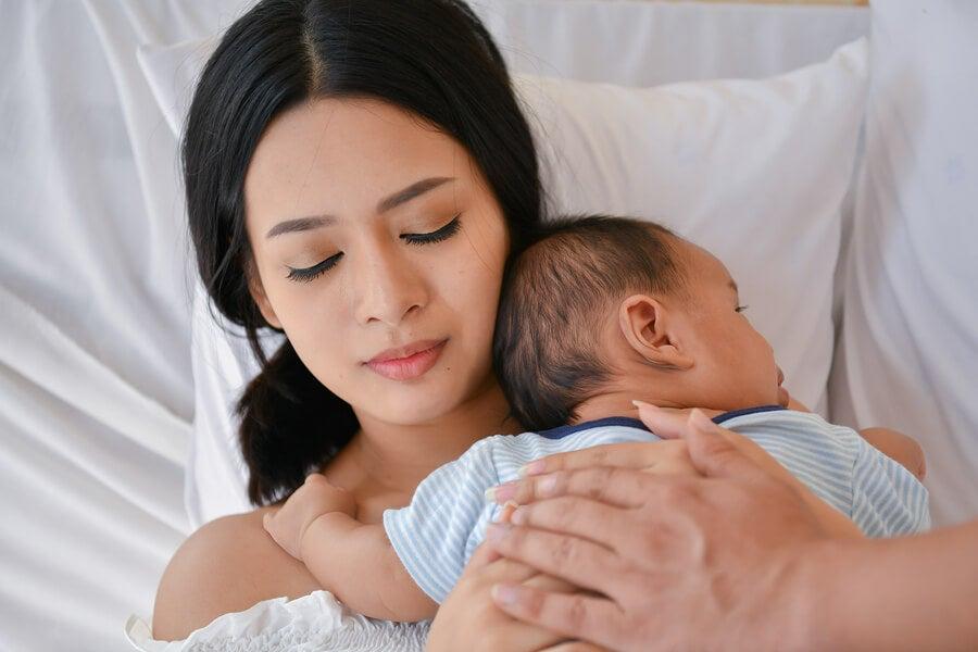 7 errores de una madre primeriza