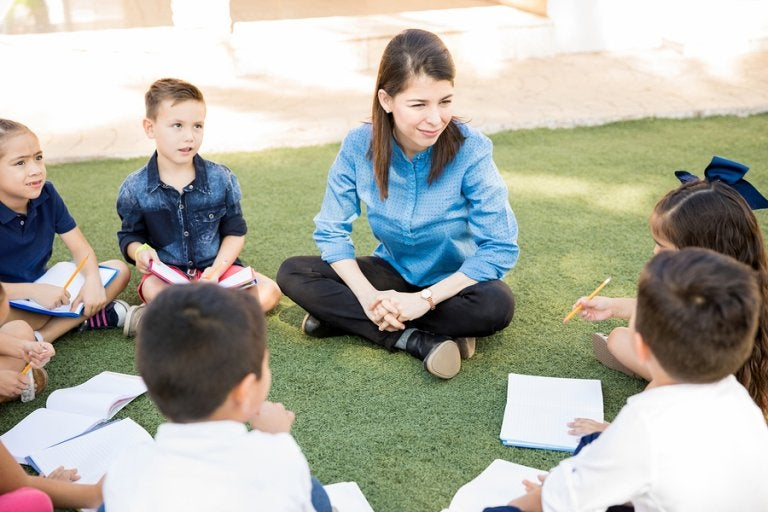 ¿Qué es la educación al aire libre?