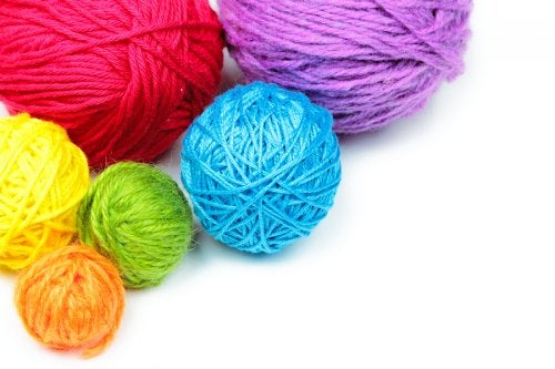 5 manualidades con lana para niños