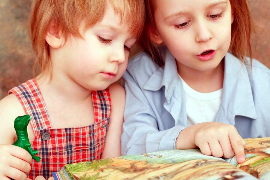 6 libros para niños sobre dinosaurios