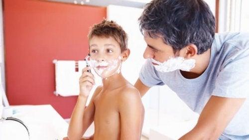 La adrenarquia prematura es muy común en los niños cuando presentan síntomas de una pubertad anticipada.