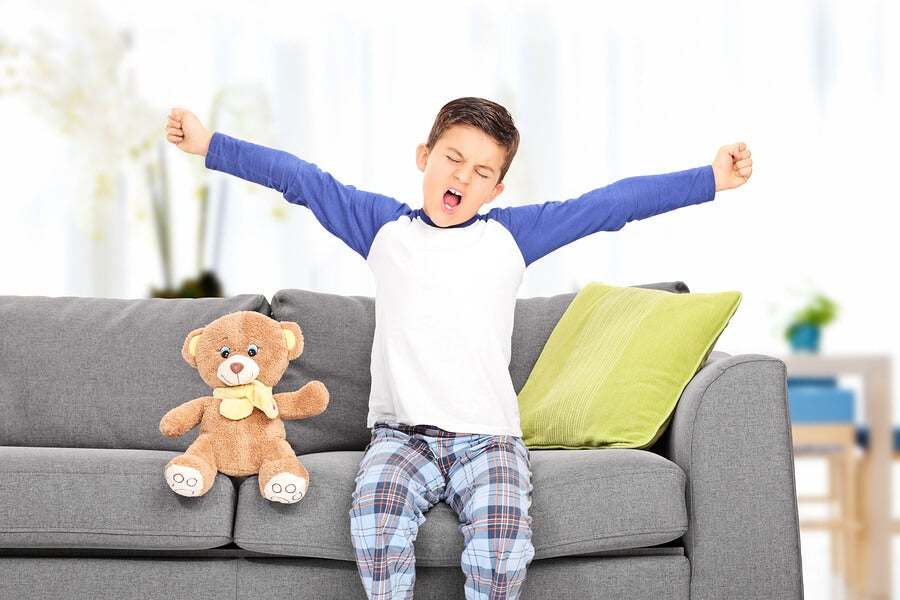 10 consecuencias de que los niños no duerman lo suficiente