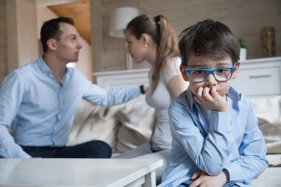 Niños con padres separados, ¿cómo ayudarlos a entender la situación?
