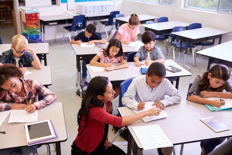 Tres actividades para fomentar la concentración en el aula