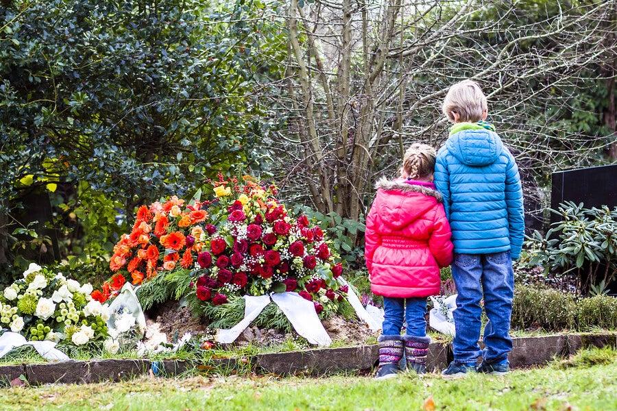 ¿Cómo hablar de la muerte con los niños?