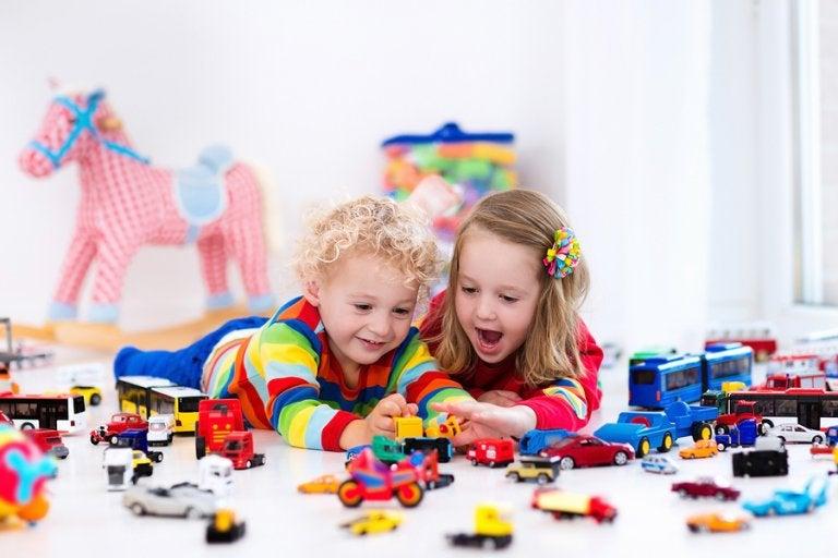 4 colecciones típicas de la infancia