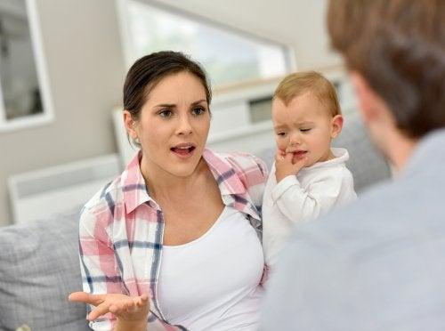 ¿Por qué algunas parejas se separan cuando tienen un hijo?