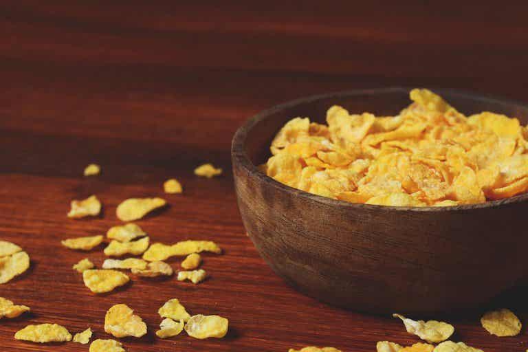 ¿Que aportan los cereales a la dieta de los niños?