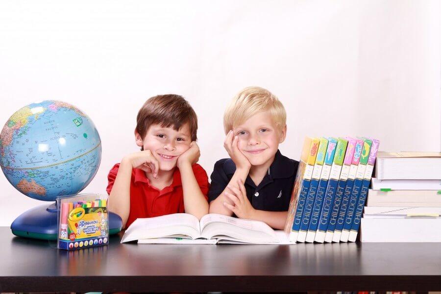 3 ideas para decorar la sala de estudio de tus hijos