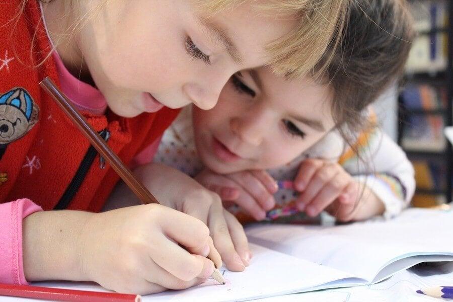 aprender-ninos-escriben
