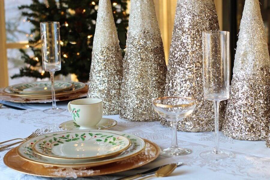 como-decorar-la-mesa-navidad