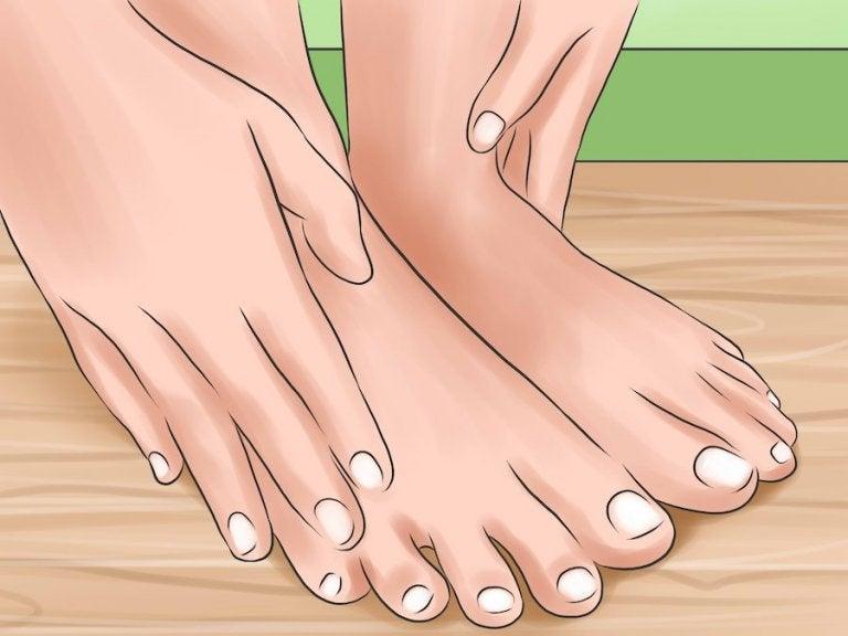 Secretos para madres cansadas: ¿cómo cuidar tus pies?