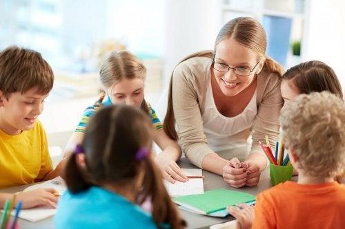 La falta de respeto de los niños a los profesores