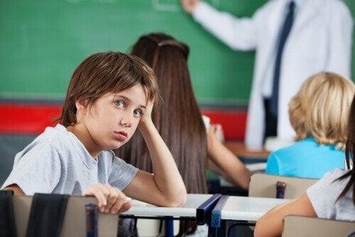 Los problemas de aprendizaje en la adolescencia