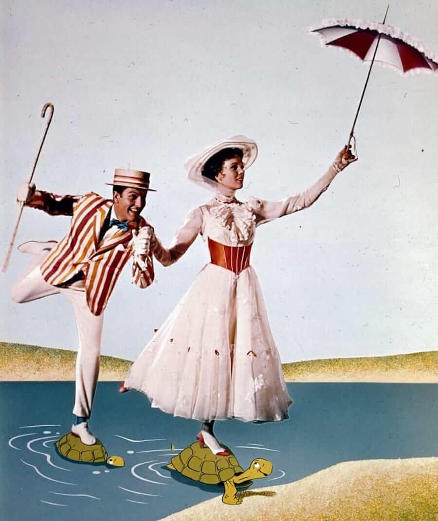 Mary Poppins tiene una de las canciones más bonitas de Disney para niños