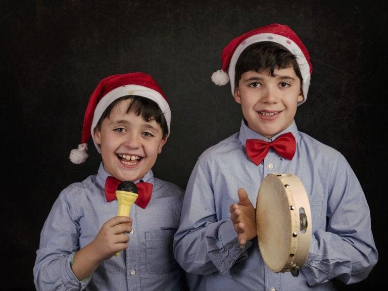 Villancicos de niños para cantar todo diciembre