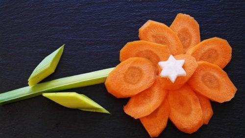 4 recetas con zanahoria para niños