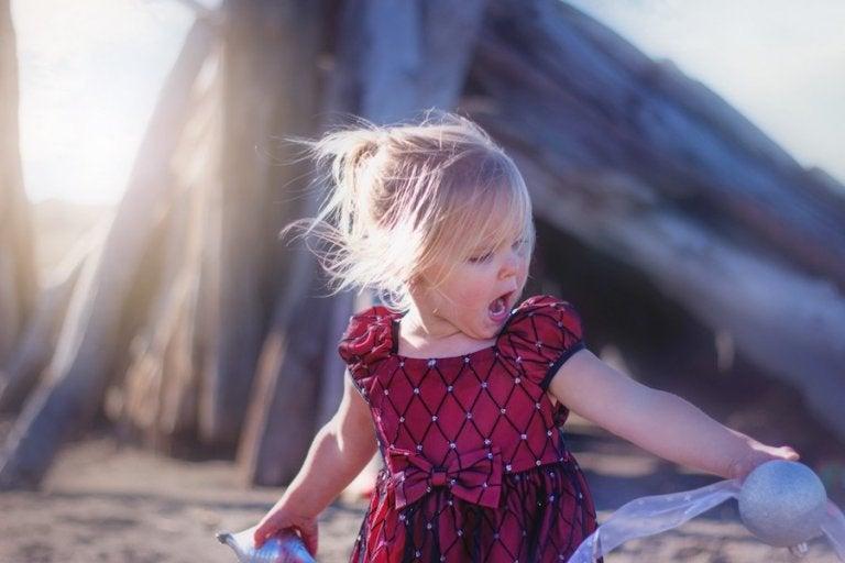 Por qué los niños gritan: ¿cómo actuar ante tal situación?