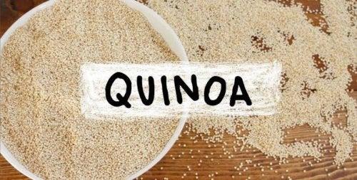 4 recetas con quinoa para niños