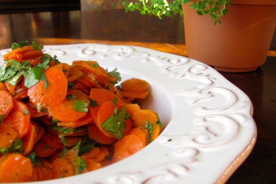 Algunas recetas con zanahoria buenísimas para niños.
