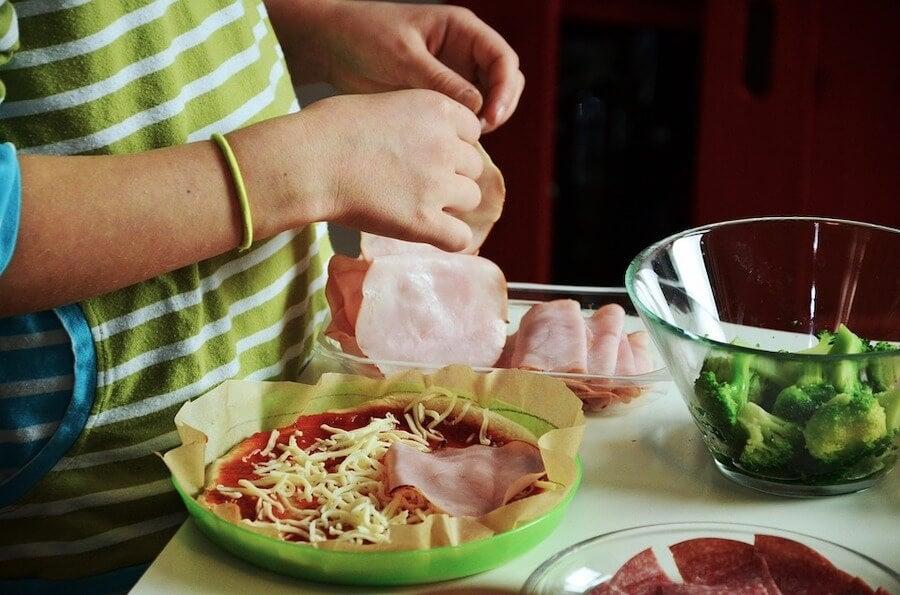 4 recetas para niños fáciles, rápidas y llenas de sabor