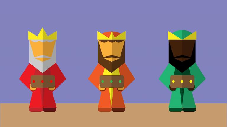 ¿Conoces la historia de los Reyes Magos?